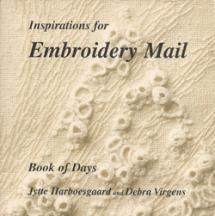 Embroidery Mail – Book of Days  Book Cover
