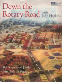 Down the Rotary Road  Book Cover