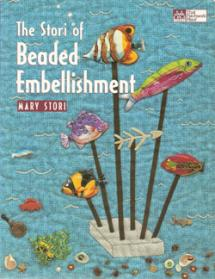 The Stori of Beaded Embellishment Book Cover