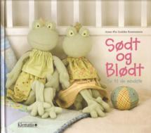 Sødt og Blødt, Sy til de mindste Book Cover