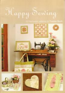 Happy Sewing  Book Cover