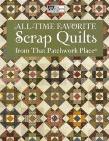 All-Time Favorite Scrap Quilts  Book Cover