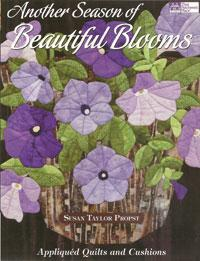 Another Season of Beautiful Blooms  Book Cover