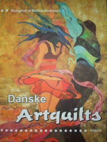 Danske Artquilts  Book Cover