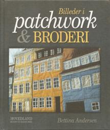 Billeder i Patchwork & Broderi  Book Cover