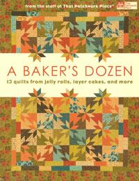 A Baker's Dozen  Book Cover