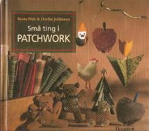 Små ting i Patchwork Book Cover