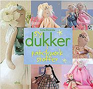 Sy dukker i patchworkstoffer Book Cover