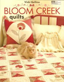 Bloom Creek Quilts  Book Cover