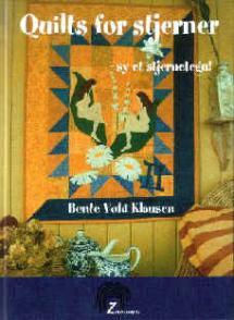 Quilts for Stjerner - sy et stjernetegn  Book Cover
