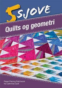 5 sjove - Qultis og geometri , Temahæfte nr. 2  Book Cover