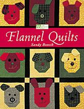 Flannel Quilts, Fall in Love with Flannel  Book Cover