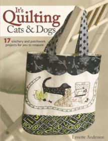 It's Quilting Cats & Dogs  Book Cover