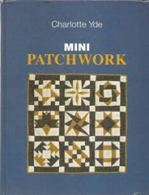 Mini Patchwork  Book Cover