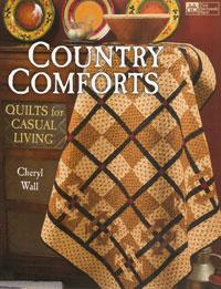 Country Comforts  Book Cover