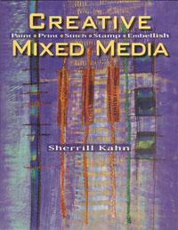 Creative Mixed Media  Book Cover