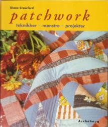 Patchwork, teknikker - mønstre - projekter  Book Cover
