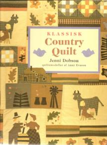 Klassisk Country Quilt  Book Cover