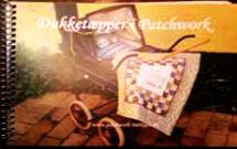 Dukketæpper i Patchwork  Book Cover