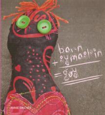 barn + symaskin = gøy  Book Cover