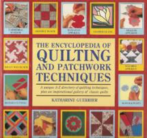The Encyclopedia of Quilting and Patchwork Techniques Book Cover