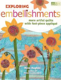 Exploring Embellishments  Book Cover