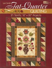 Fat-Quarter Quilting  Book Cover