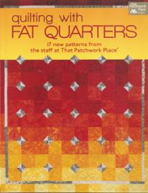 Quilting with Fat Quarters, 17 new patterns  Book Cover