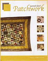 Gammelt dansk Patchwork  Book Cover