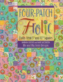 Four-Patch Frolic  Book Cover