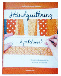 Håndquiltning & Patchwork  Book Cover