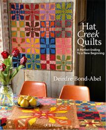 Hat Creek Quilts, A Perfect Ending to a New Beginning  Book Cover