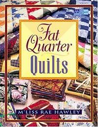 Fat Quarter Quilts  Book Cover