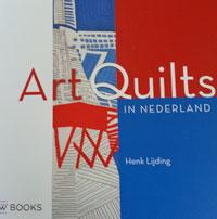Art Quilts in Nederland  Book Cover