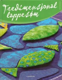Tredimensjonal Lappesøm Book Cover