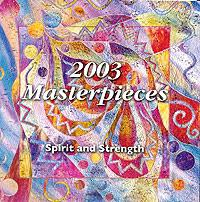 2003 Masterpieces: Spirit and Strength  Book Cover