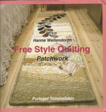 Free Style Quilting Book Cover