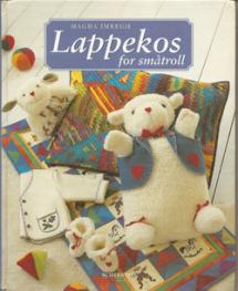 Lappekos for småtroll  Book Cover