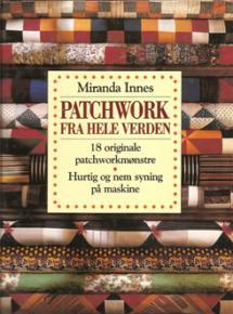 Patchwork fra hele verden  Book Cover