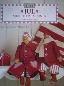 Jul med Tildas venner  Book Cover