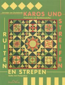 Karos und Streifen  Book Cover