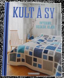 Kult Å Sy – Interiør, Vesker, Klær  Book Cover