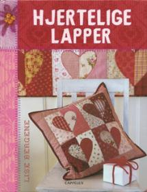 Hjertelige lapper  Book Cover