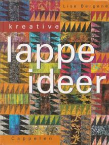 Kreative Lappeidéer  Book Cover