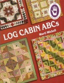 Log Cabin ABCs  Book Cover