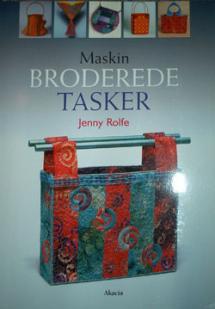 Maskinbroderede Tasker  Book Cover