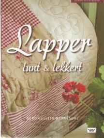 Lapper, lunt & lekkert  Book Cover