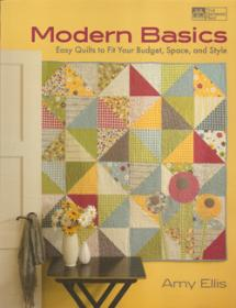 Modern Basics Easy Quilts to Fit Your Budget, Space, and Style  Book Cover