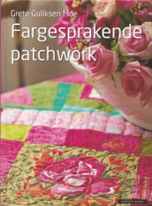 Fargesprakende patchwork  Book Cover