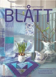 BLÅTT  Book Cover